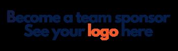Become a team sponsor